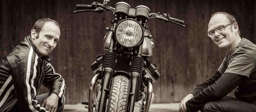 Honda CX Moto Essence